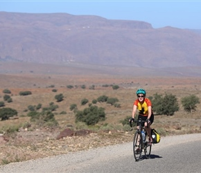 Sarah In the Anti Atlas