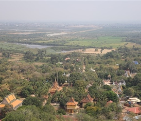 View from Oodong Mountain