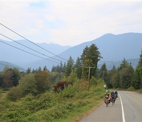 Away from Quilcene