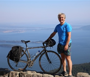 Neil on Mount Constitution