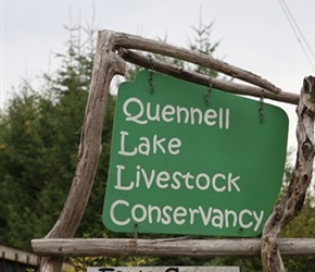 Quennell Lake Livestock Conservancy sells what they conserve
