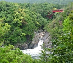Toroki no taki waterfall
