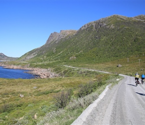 Towards Nyksund