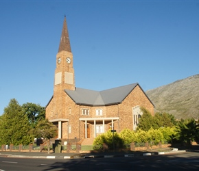 Villiersdorp Church