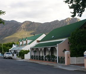 Church Street, Montagu