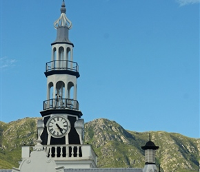 Swellendam Church spire