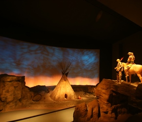 Indian exhibit