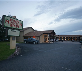 Fan Mountain Inn