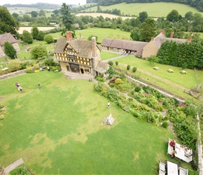 From the tower at Stokesay Castle