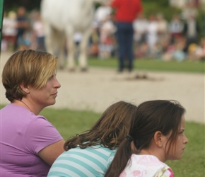 Alice at the horse show