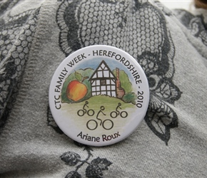 The badge for this year for all the children
