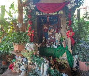 Christmas Crib at Turin