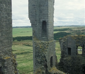Gatehouse at Dunstanburgh Castle